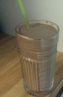 Chocolate PB Smoothie